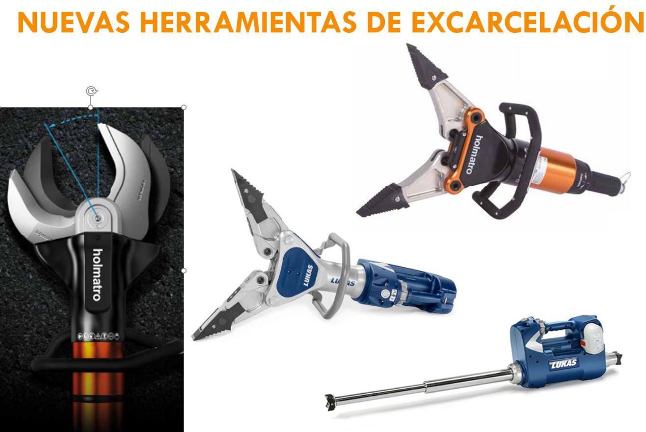 NUEVAS HERRAMIENTAS EXCARCELACION
