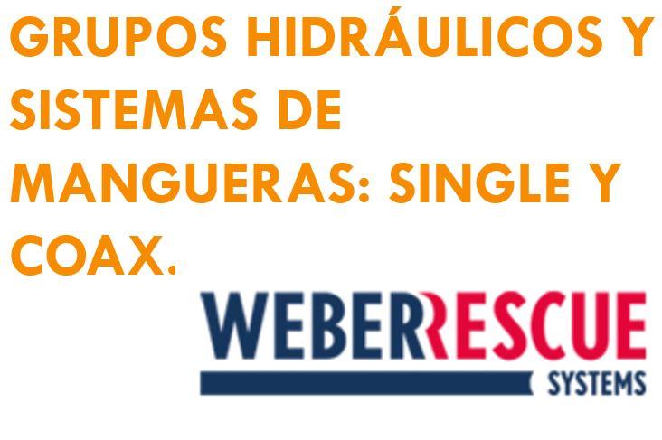 GRUPOS HIDRAULICOS Y MANGUERAS WEBER