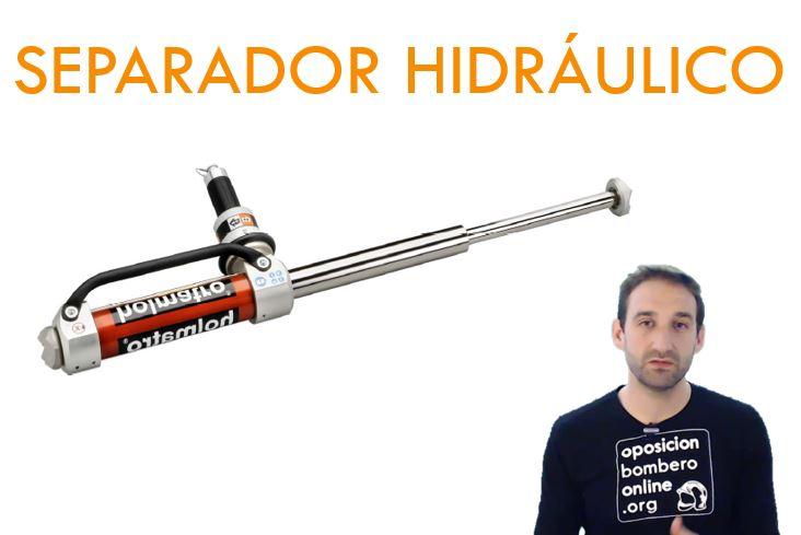 SEPARADOR HIDRAULICO