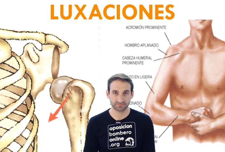 LUXACION