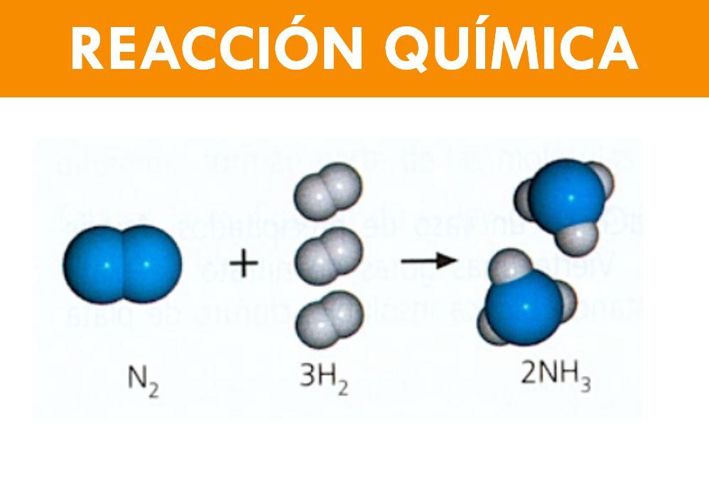 REACCION QUIMICA