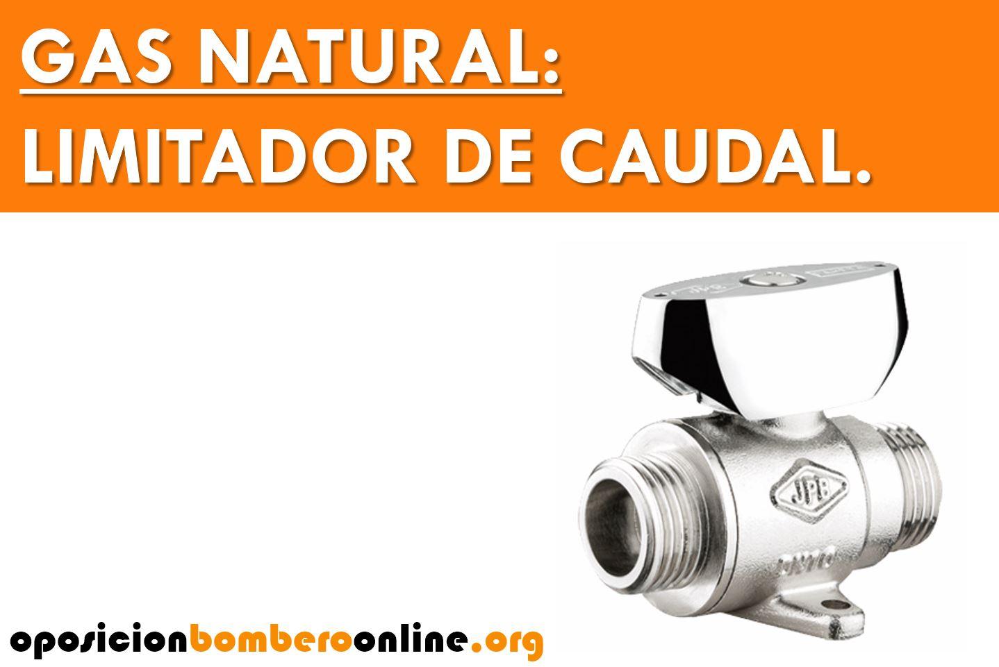 LIMITADOR DE CAUDAL