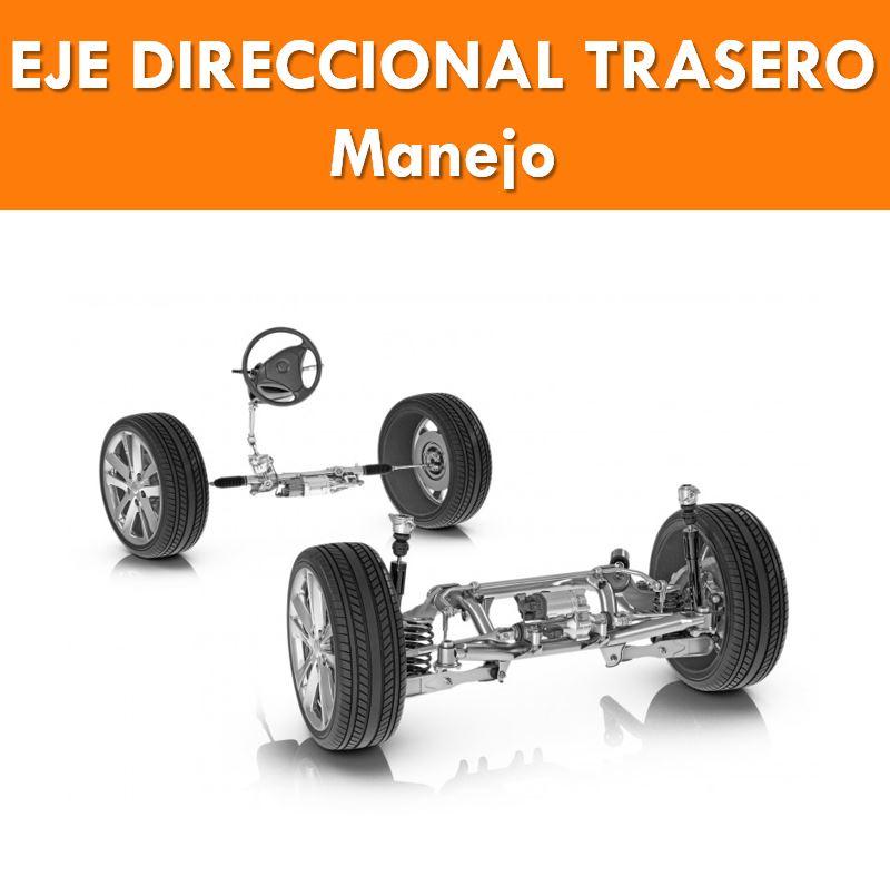 EJE DIRECCION TRASERO MANEJO