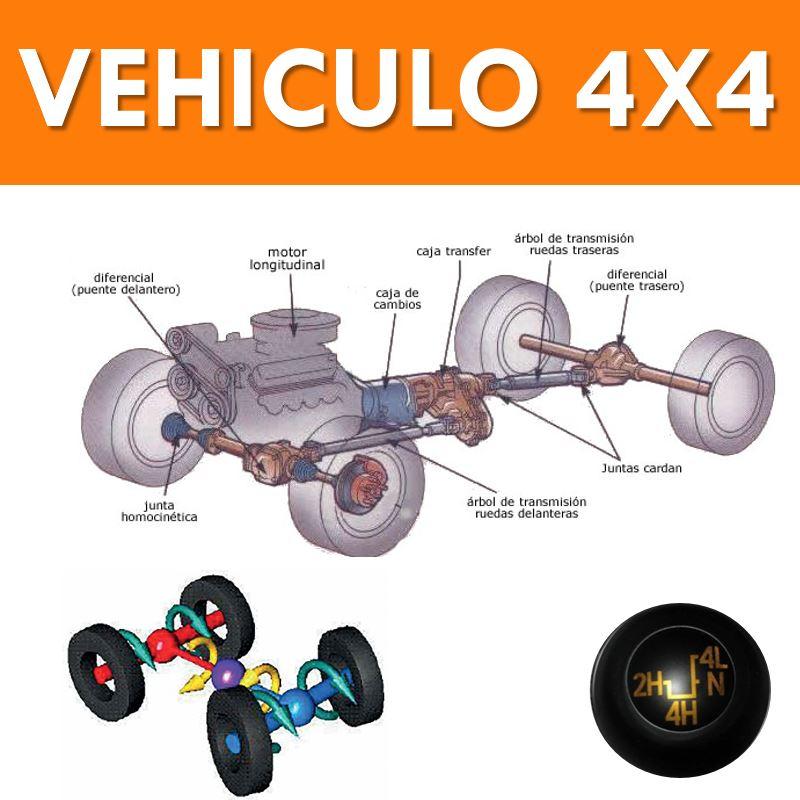 VEHICULO 4X4