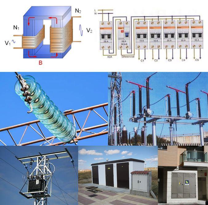 ACTUACIÓN ANTE RIESGOS ELÉCTRICOS: CONCEPTOS BASICOS, GENERACIÓN, TRANSPORTE Y DISTRIBUCIÓN DE LA ELECTRICIDAD