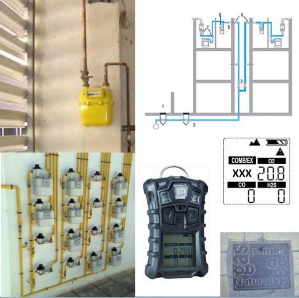 SUMINISTROS DE GASES COMBUSTIBLES: INSTALACIONES RECEPTORAS DE GAS NATURAL - ACTUACIÓN