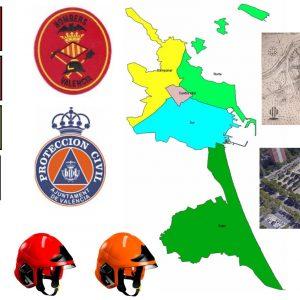 DEPARTAMENTO DE BOMBEROS, PREVENCIÓN, INTERVENCIÓN EN EMERGENCIAS Y PROTECCIÓN CIVIL DEL AYUNTAMIENTO DE VALENCIA