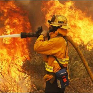 07 Incendios forestales