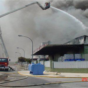06 Incendios industriales
