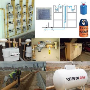 11 Instalaciones de gases combustibles